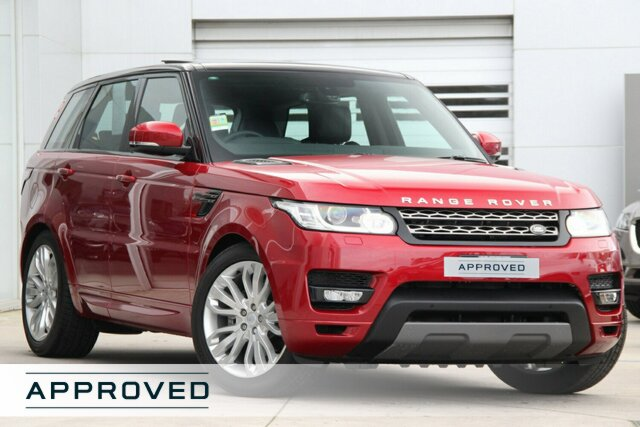 Discounted Used Land Rover Range Rover Sport TdV6 CommandShift SE, Gardenvale, 2016 Land Rover Range Rover Sport TdV6 CommandShift SE Wagon