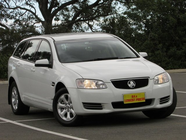 Used Holden Commodore Omega Sportwagon, 2012 Holden Commodore Omega Sportwagon Wagon