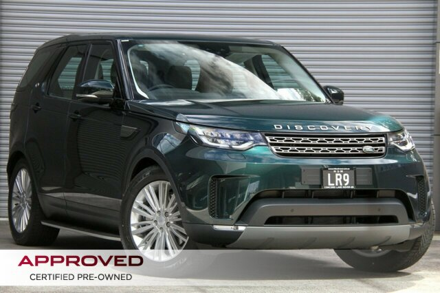Discounted New Land Rover Discovery SD4 SE, Concord, 2017 Land Rover Discovery SD4 SE Wagon