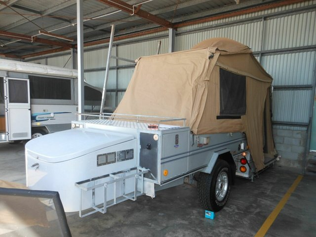 Used Aussie Swag Ultra Series II, Pialba, 2005 Aussie Swag Ultra Series II Off Road Camper