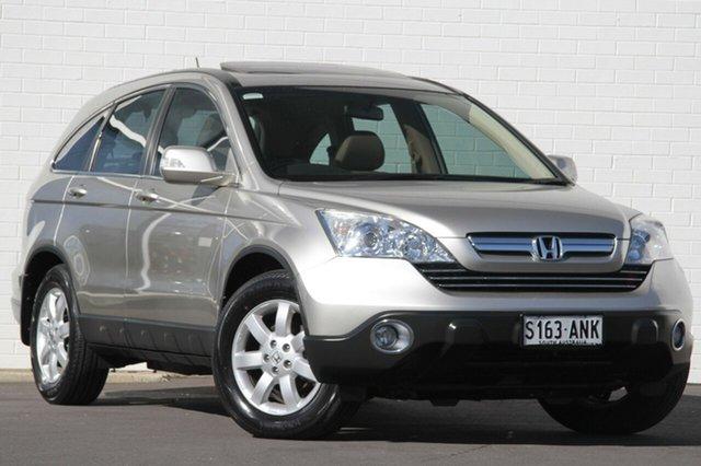 Used Honda CR-V Luxury 4WD, Glenelg South, 2007 Honda CR-V Luxury 4WD Wagon