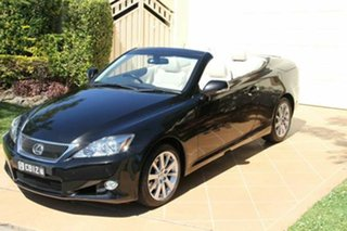 2011 Lexus IS250 C Prestige GSE20R MY10 Convertible