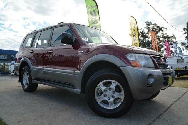 Used Mitsubishi Pajero GLS, Mulgrave, 2004 Mitsubishi Pajero GLS Wagon