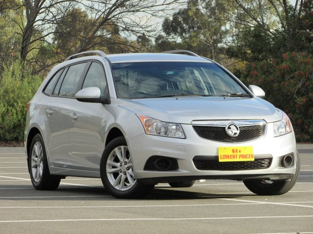Used Holden Cruze CD Sportwagon, 2013 Holden Cruze CD Sportwagon Wagon