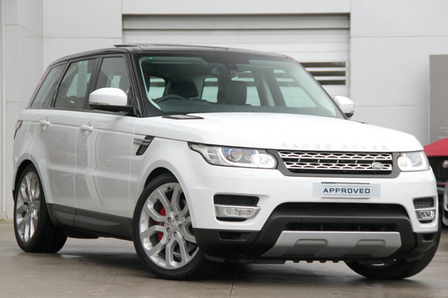 Discounted Used Land Rover Range Rover Sport SDV6 CommandShift HSE, Gardenvale, 2015 Land Rover Range Rover Sport SDV6 CommandShift HSE Wagon