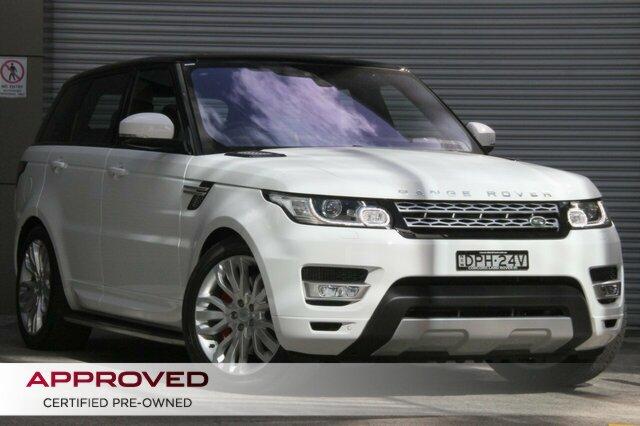 Land Rover Range Rover Sport SDV8 HSE, Concord, 2017 Land Rover Range Rover Sport SDV8 HSE Wagon