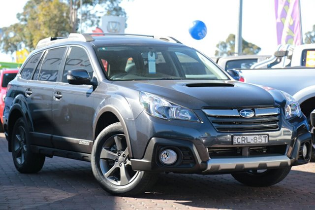 Used Subaru Outback 2.0D Lineartronic AWD Premium, Narellan, 2014 Subaru Outback 2.0D Lineartronic AWD Premium SUV