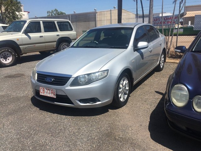 Used Ford Falcon XT, Winnellie, 2009 Ford Falcon XT Sedan