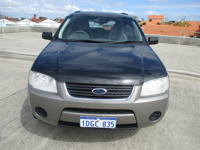 Used Ford Territory, Victoria Park, 2005 Ford Territory Wagon