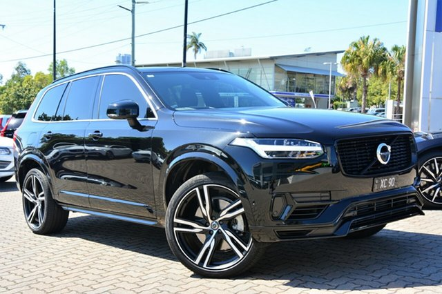 Demonstrator, Demo, Near New Volvo XC90 T8 Geartronic AWD R-Design, Southport, 2016 Volvo XC90 T8 Geartronic AWD R-Design Wagon
