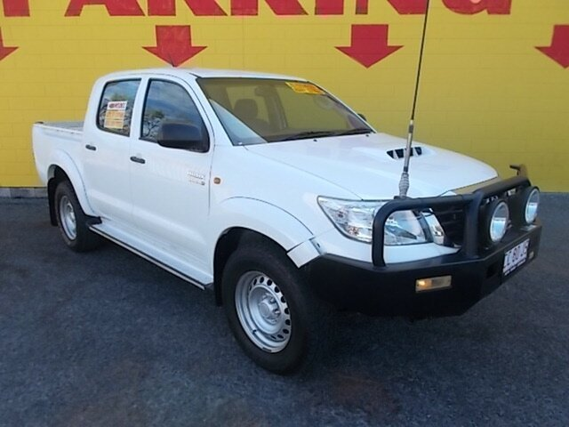 Discounted Used Toyota Hilux SR Double Cab, Winnellie, 2013 Toyota Hilux SR Double Cab Cab Chassis