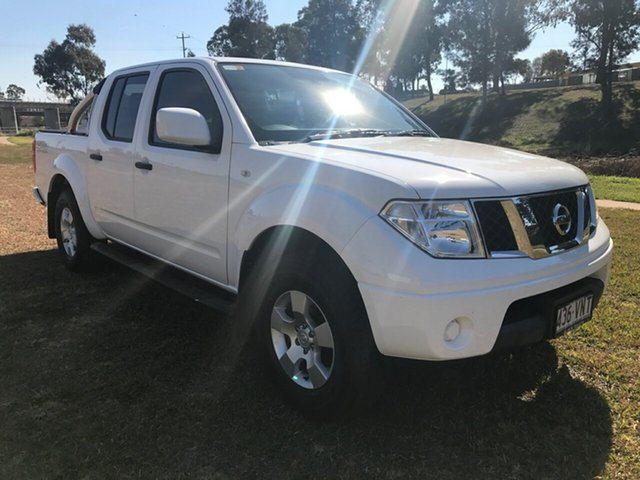 Discounted Used Nissan Navara RX Silverline SE (4x4), 2015 Nissan Navara RX Silverline SE (4x4) Dual Cab Pick-up