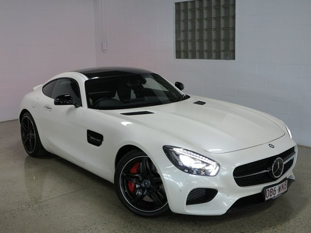 Used Mercedes-Benz AMG GT S SPEEDSHIFT DCT, Albion, 2016 Mercedes-Benz AMG GT S SPEEDSHIFT DCT Coupe
