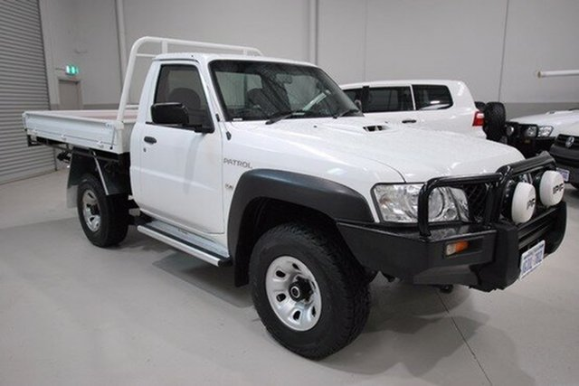 Used Nissan Patrol DX, Kenwick, 2011 Nissan Patrol DX Cab Chassis