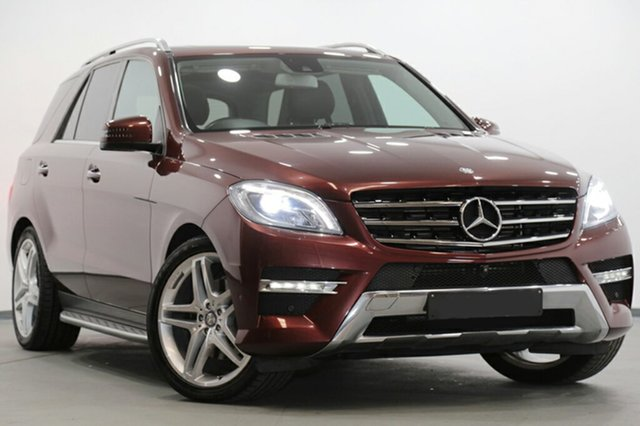 Used Mercedes-Benz ML250 BlueTEC 7G-Tronic +, Narellan, 2013 Mercedes-Benz ML250 BlueTEC 7G-Tronic + SUV