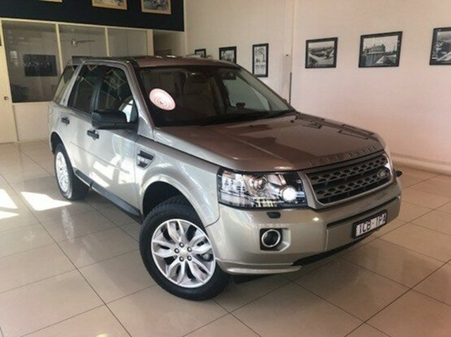 Used Land Rover Freelander 2 TD4 CommandShift, Doncaster, 2014 Land Rover Freelander 2 TD4 CommandShift Wagon