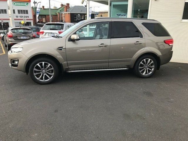 Demonstrator, Demo, Near New Ford Territory Titanium Seq Sport Shift AWD, Hobart, 2016 Ford Territory Titanium Seq Sport Shift AWD Wagon
