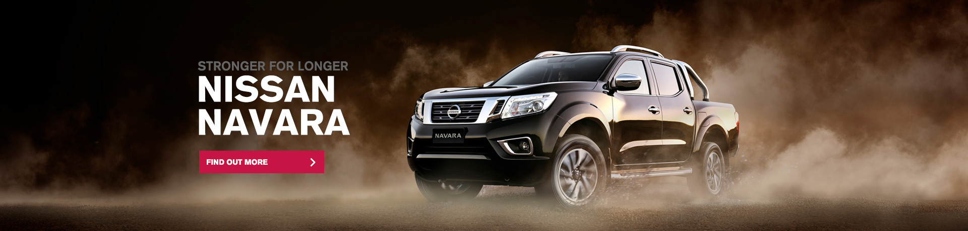 Nissan Navara - Stronger for Longer