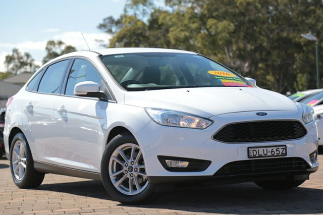 Discounted Used Ford Focus Trend, Warwick Farm, 2016 Ford Focus Trend Sedan