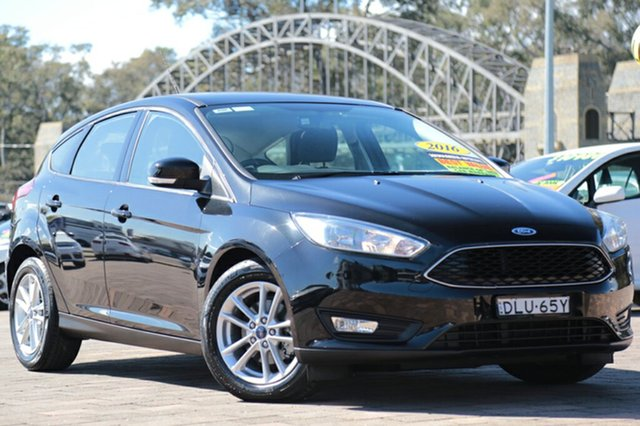 Discounted Used Ford Focus Trend, Warwick Farm, 2016 Ford Focus Trend Hatchback