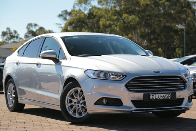 Discounted Used Ford Mondeo Ambiente PwrShift, Warwick Farm, 2016 Ford Mondeo Ambiente PwrShift Hatchback