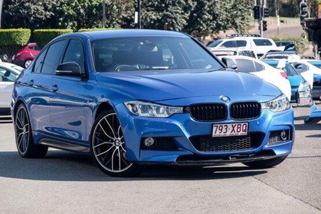 Used BMW 316I High-Line M Sport, Moorooka, Brisbane, 2014 BMW 316I High-Line M Sport Sedan