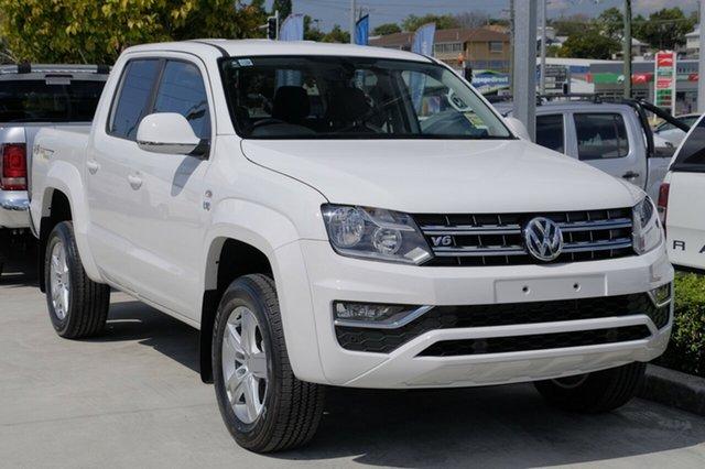 New Volkswagen Amarok V6 TDI 550 Sportline, Nowra, 2018 Volkswagen Amarok V6 TDI 550 Sportline Dual Cab Utility