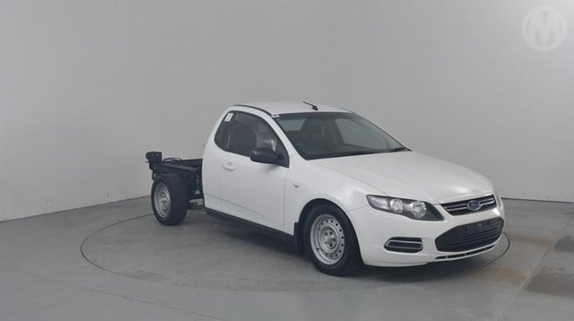 Used Ford Falcon (LPi), Altona North, 2013 Ford Falcon (LPi) Cab Chassis