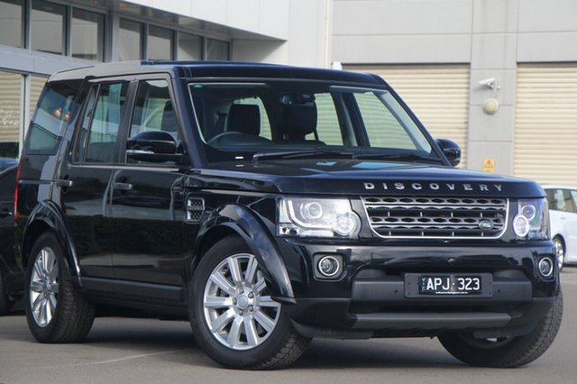 Used Land Rover Discovery TDV6, Port Melbourne, 2015 Land Rover Discovery TDV6 Wagon