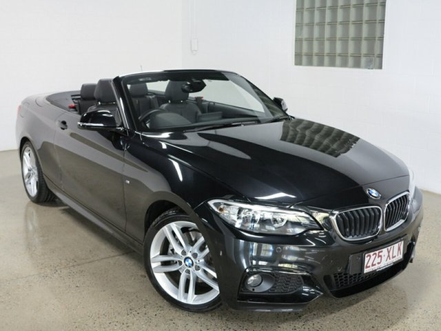 Used BMW 220i M Sport, Albion, 2016 BMW 220i M Sport Convertible