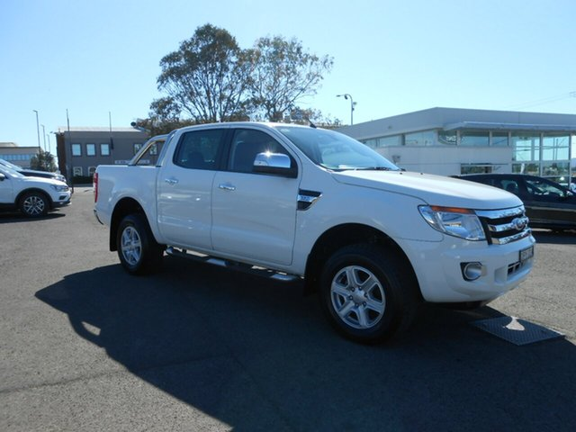 Used Ford Ranger XLT Double Cab, Nowra, 2013 Ford Ranger XLT Double Cab Utility