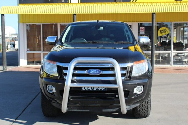 Used Ford Ranger XLT Double Cab, Hamilton, 2012 Ford Ranger XLT Double Cab Utility
