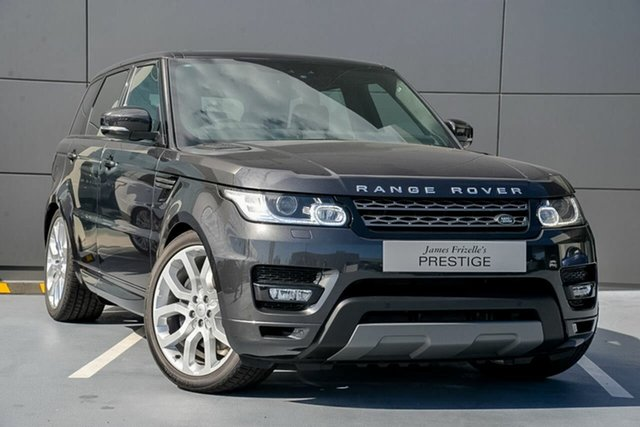 New Land Rover Range Rover Sport, Springwood, 2017 Land Rover Range Rover Sport Wagon