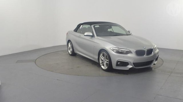 Used BMW 220i Luxury Line, Altona North, 2015 BMW 220i Luxury Line Convertible