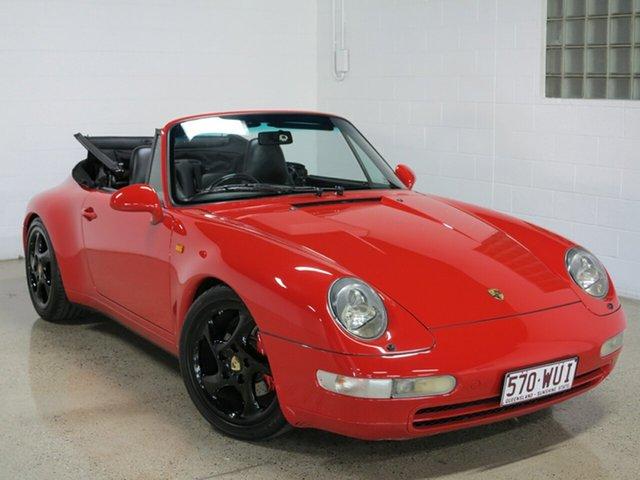 Used Porsche 911 Carrera, Albion, 1996 Porsche 911 Carrera Cabriolet
