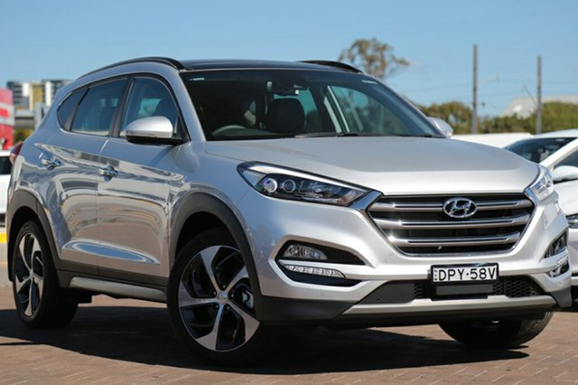 Demonstrator, Demo, Near New Hyundai Tucson Highlander AWD, Southport, 2016 Hyundai Tucson Highlander AWD SUV