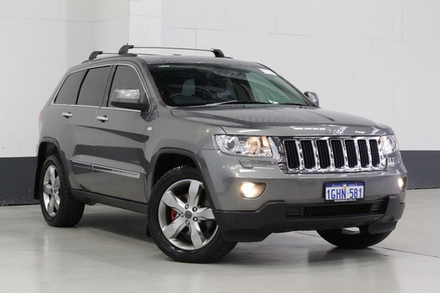 Used Jeep Grand Cherokee Limited (4x4), Bentley, 2013 Jeep Grand Cherokee Limited (4x4) Wagon