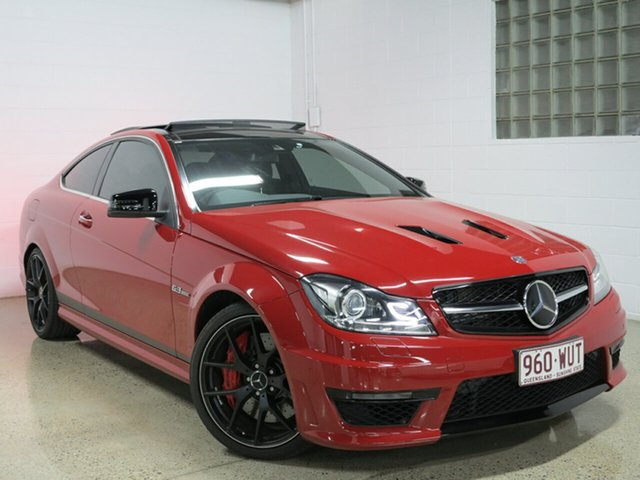 Used Mercedes-Benz C63 AMG SPEEDSHIFT MCT Edition 507, Albion, 2014 Mercedes-Benz C63 AMG SPEEDSHIFT MCT Edition 507 Coupe