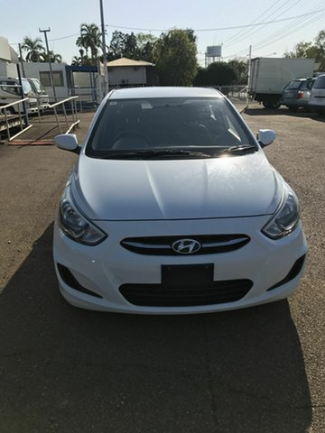 Used Hyundai Accent, Parap, 2015 Hyundai Accent Hatchback