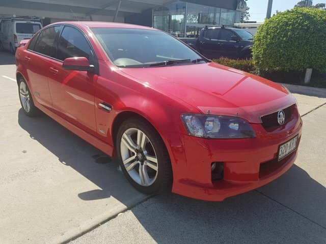 Discounted Used Holden Commodore SS, Yamanto, 2007 Holden Commodore SS Sedan