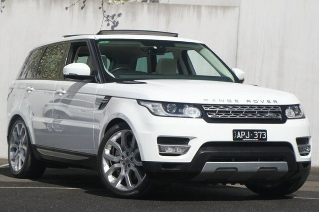 Used Land Rover Range Rover Sport SDV6 CommandShift HSE, Malvern, 2014 Land Rover Range Rover Sport SDV6 CommandShift HSE Wagon