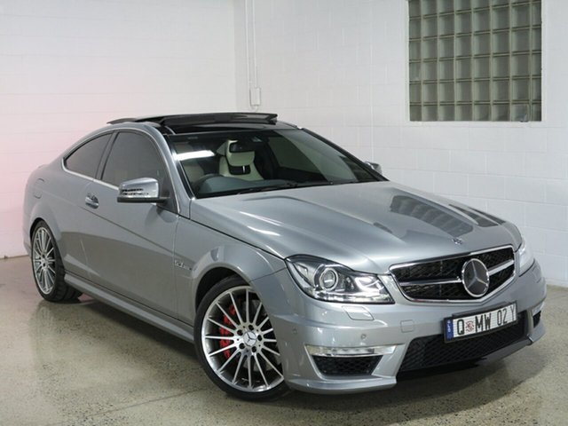 Used Mercedes-Benz C63 AMG SPEEDSHIFT MCT Performance Package, Albion, 2012 Mercedes-Benz C63 AMG SPEEDSHIFT MCT Performance Package Coupe