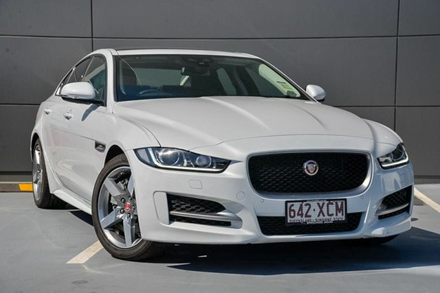Demonstrator, Demo, Near New Jaguar XE 20T R-Sport, Southport, 2016 Jaguar XE 20T R-Sport Sedan