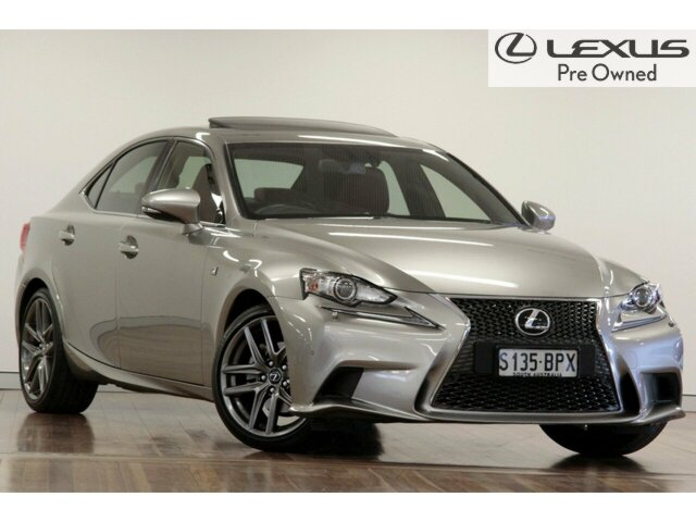 Used Lexus IS250 F Sport, Adelaide, 2013 Lexus IS250 F Sport Sedan