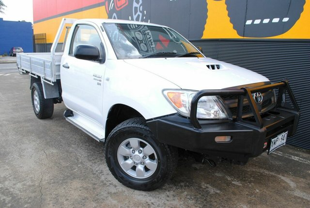 Used Toyota Hilux SR, Melrose Park, 2007 Toyota Hilux SR Cab Chassis