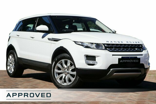 Used Land Rover Range Rover Evoque TD4 Pure Tech, Osborne Park, 2014 Land Rover Range Rover Evoque TD4 Pure Tech Wagon