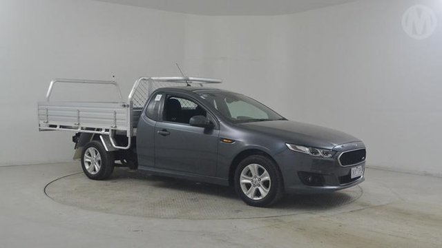 Used Ford Falcon XR6, Altona North, 2014 Ford Falcon XR6 Cab Chassis