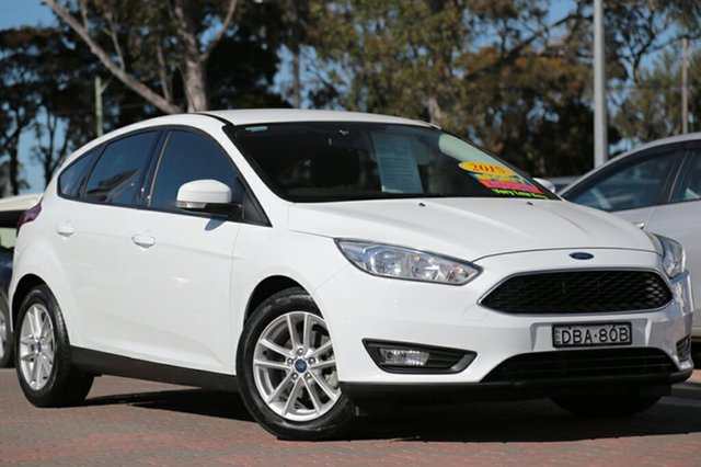 Used Ford Focus Trend, Warwick Farm, 2015 Ford Focus Trend Hatchback