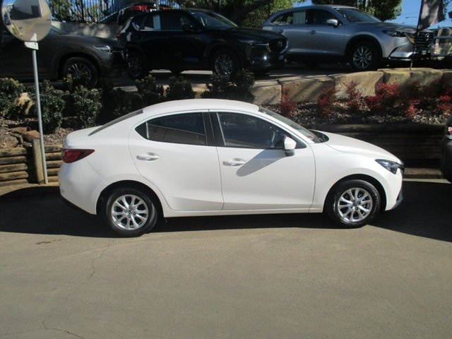 Discounted Demonstrator, Demo, Near New Mazda 2 Maxx SKYACTIV-Drive, Toowoomba, 2017 Mazda 2 Maxx SKYACTIV-Drive Sedan