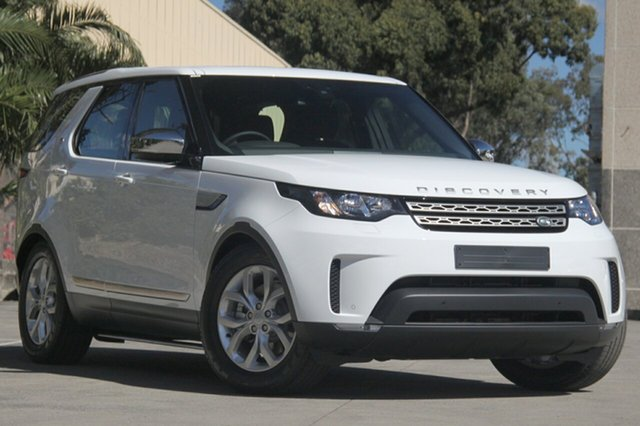 Discounted Demonstrator, Demo, Near New Land Rover Discovery TD6 S, Concord, 2017 Land Rover Discovery TD6 S Wagon